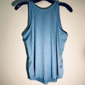 Lightweight Workout Sports Tank With Back Details